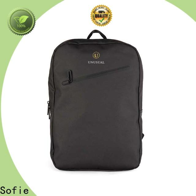 Sofie thick pipped handle laptop business bag manufacturer for office