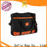 lattice jacquard fabric laptop business bag supplier for travel