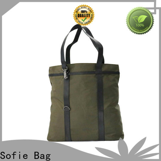 simple foldable shopping bag supplier for women