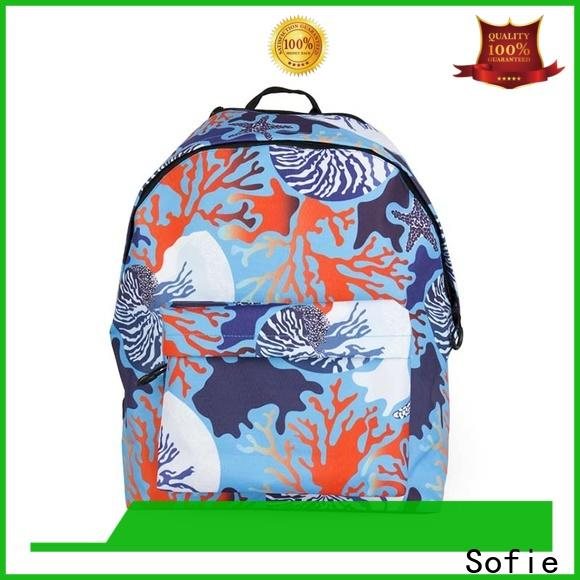 Sofie large capacity school bags for kids manufacturer for children
