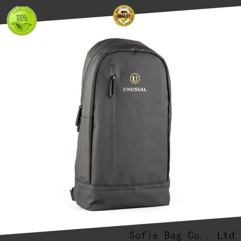 Sofie chest bag supplier for men