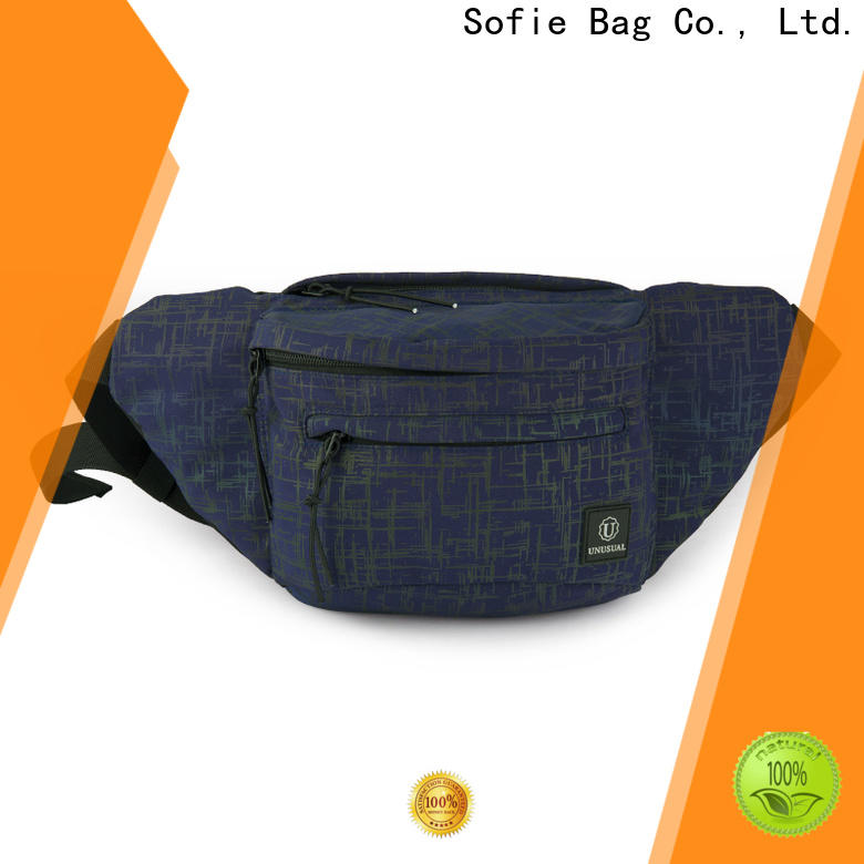 Sofie waist pouch factory price for jogging