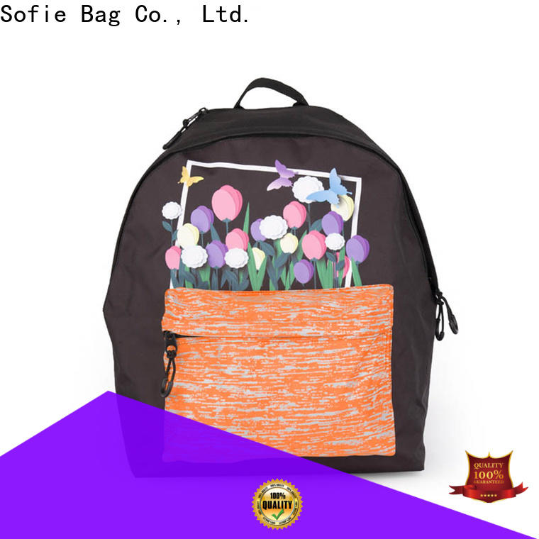 Sofie fashion school bags for girls series for children