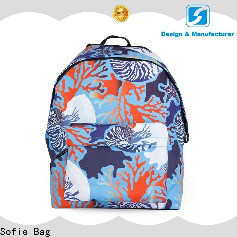 Sofie convenient school bags for boys manufacturer for children