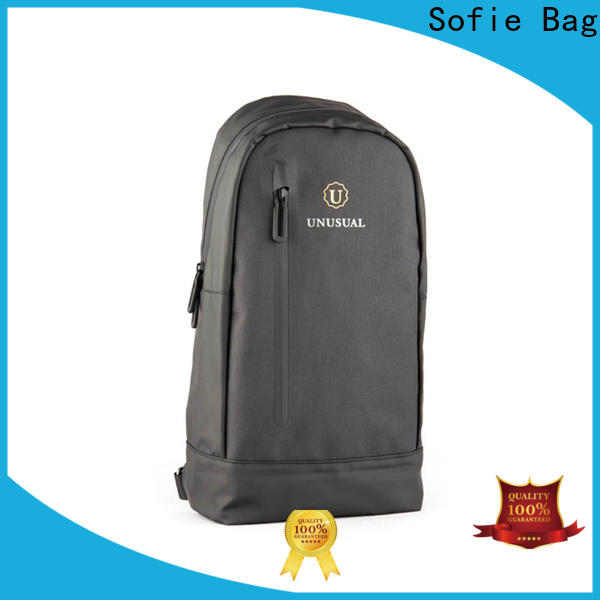 convenient military chest bag series for packaging
