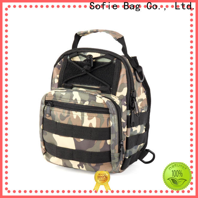 Sofie multifunctional chest bag customized for going out