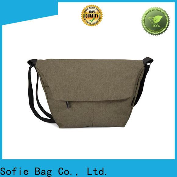 Sofie popular laptop shoulder bag factory direct supply for packaging