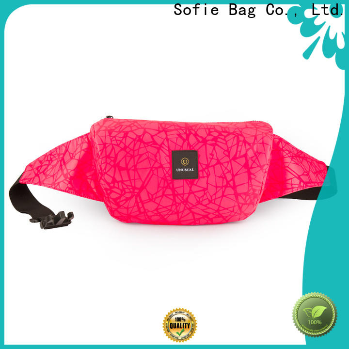 Sofie sport waist bags personalized for jogging