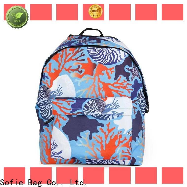 good quality students backpack manufacturer for students