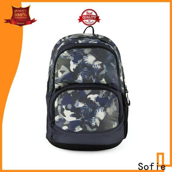 Sofie students backpack manufacturer for children