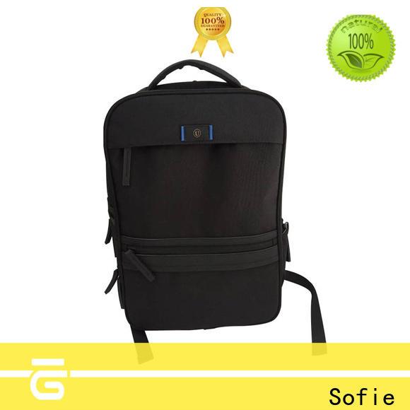 melange laptop backpack wholesale for men
