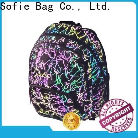 Sofie school backpack customized for children