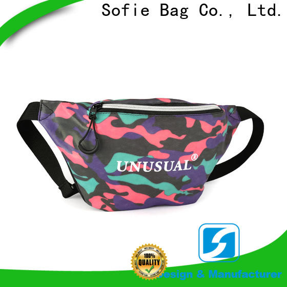 convenient waist pack for decoration
