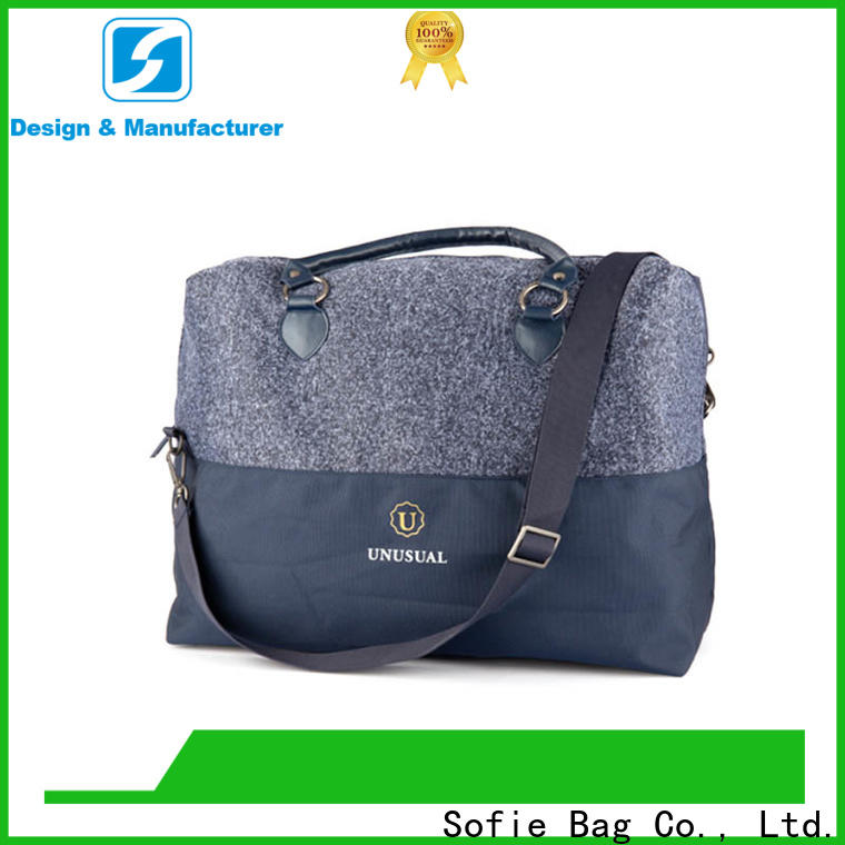 Sofie practical travel bag factory direct supply for business
