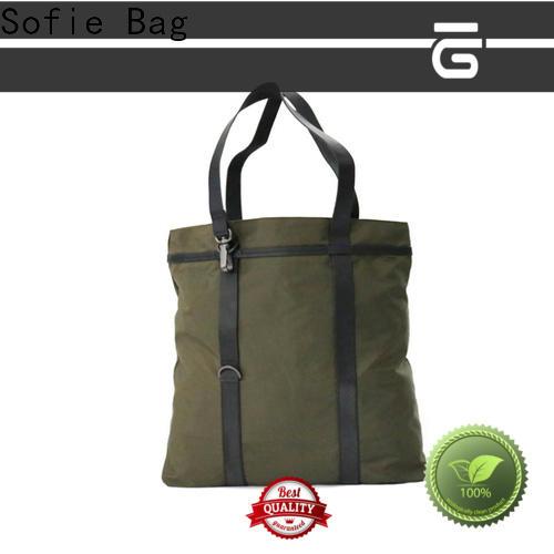 Sofie modern tote bag wholesale for men