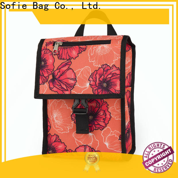 Sofie custom insulated cooler bags suppliers for packaging