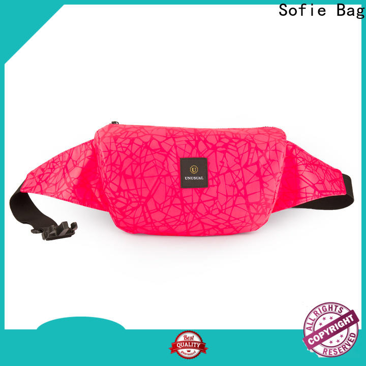 high quality waist bag factory price for jogging