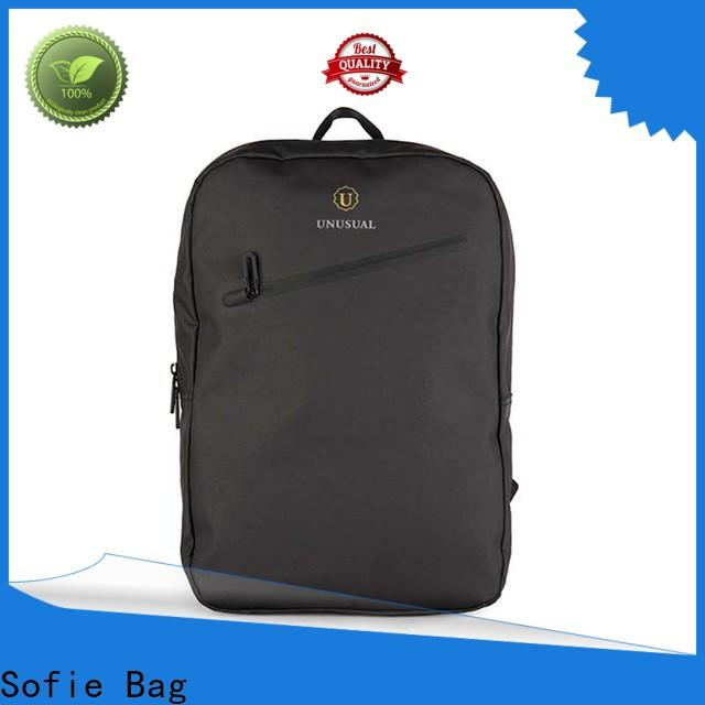 Sofie comfortable shoulder laptop bag factory direct supply for office