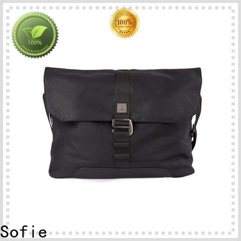 Sofie hot selling laptop business bag supplier for travel