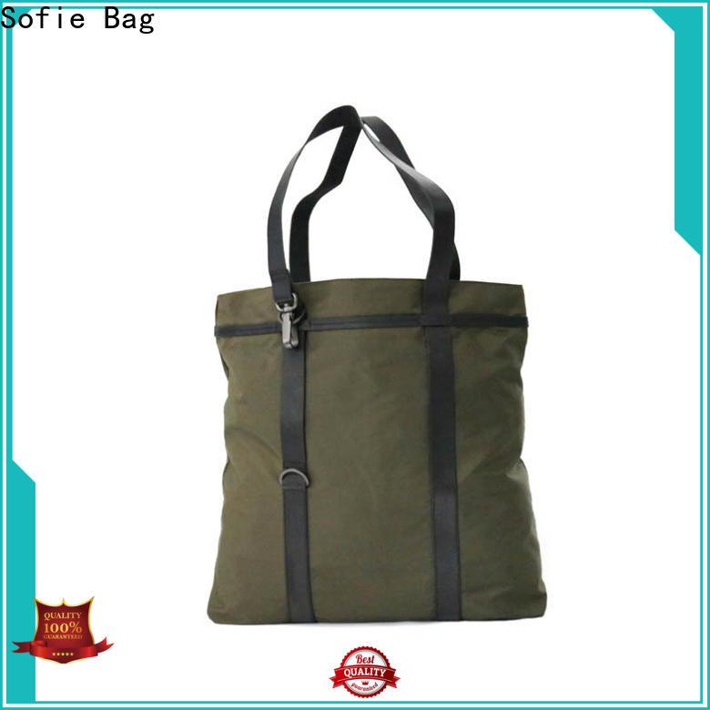 Sofie durable shopping bag customized for men