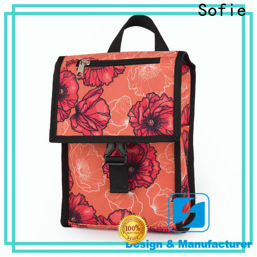 Sofie OEM insulated lunch bags company for students