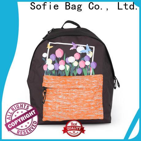 Sofie light weight school bag supplier for children