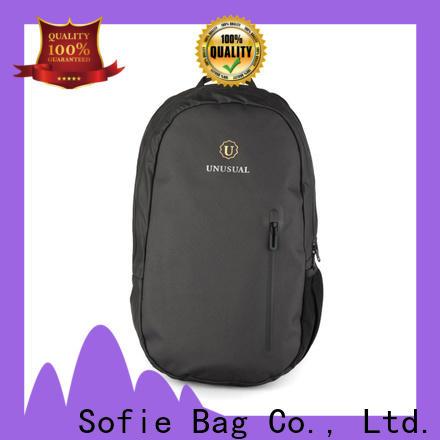 Sofie nylon shoulder straps laptop messenger bags wholesale for men