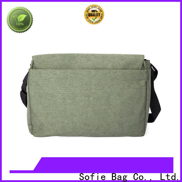 Sofie hot selling laptop business bag factory direct supply for travel
