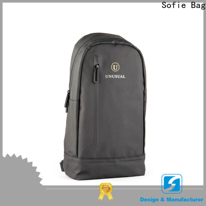 light weight chest bag factory direct supply for men