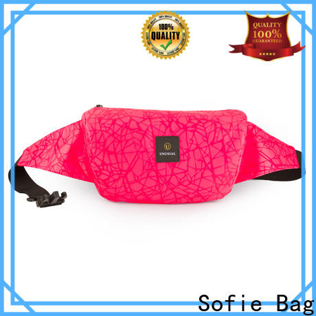 Sofie durable waist bag factory price for jogging