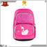 Sofie pink school bag customized for children