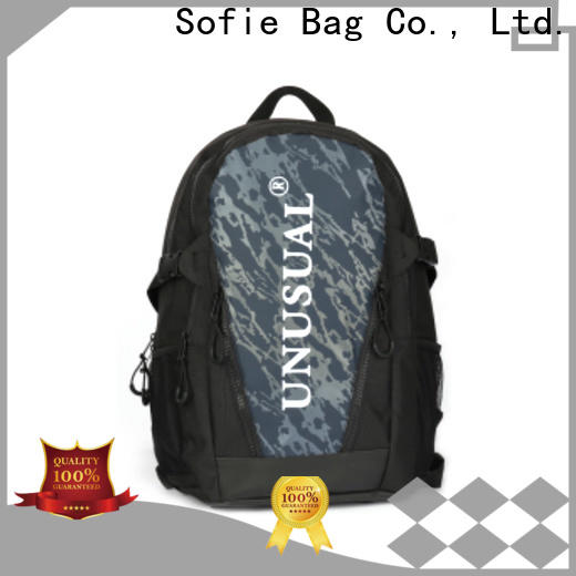 Sofie creative sport backpack supplier for travel