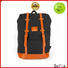 Sofie modern canvas backpack wholesale for school