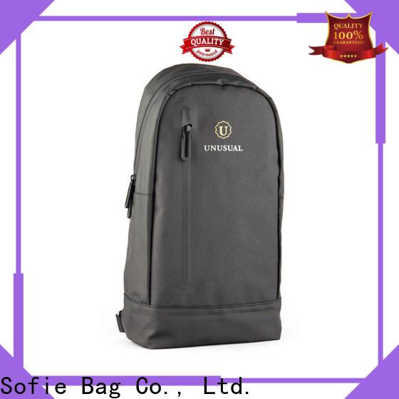 convenient chest bag supplier for men