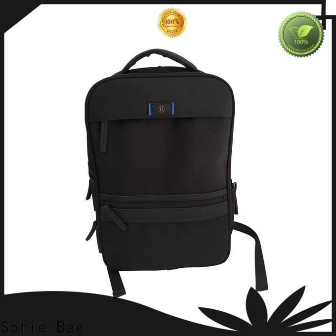 Sofie hot selling laptop backpack series for office