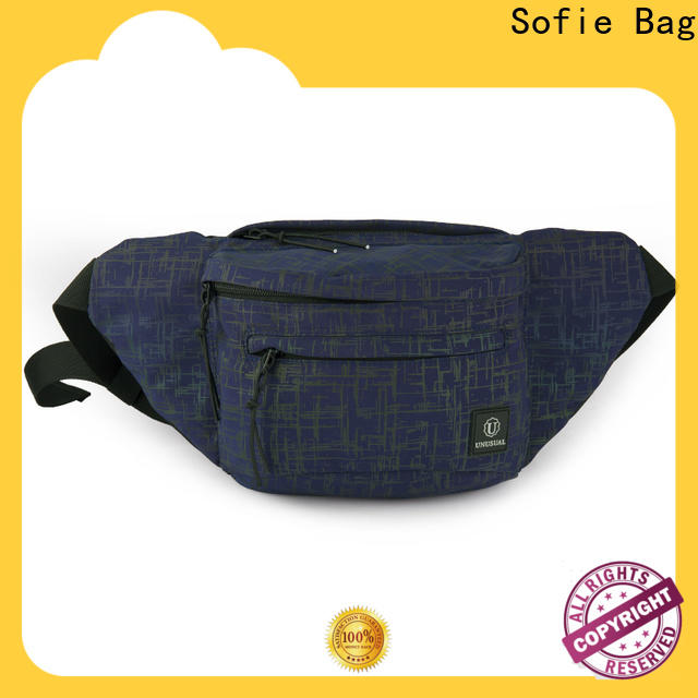 Sofie waist pouch wholesale for jogging