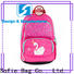 ergonomic shoulder strap school bags for kids customized for students