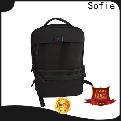 thick pipped handle laptop business bag manufacturer for men