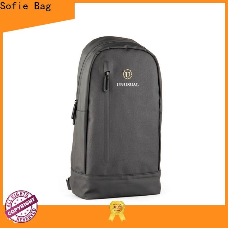 Sofie cost-effective crossbody sling bag customized for packaging