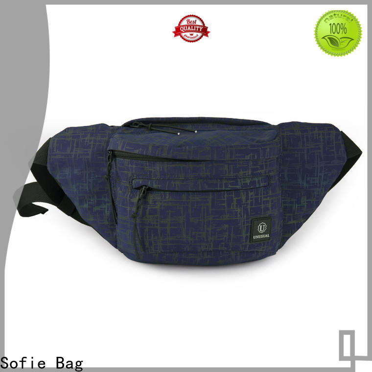 Sofie high quality waist pouch factory price for jogging