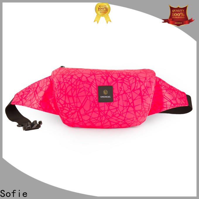 Sofie high quality waist bag supplier for decoration