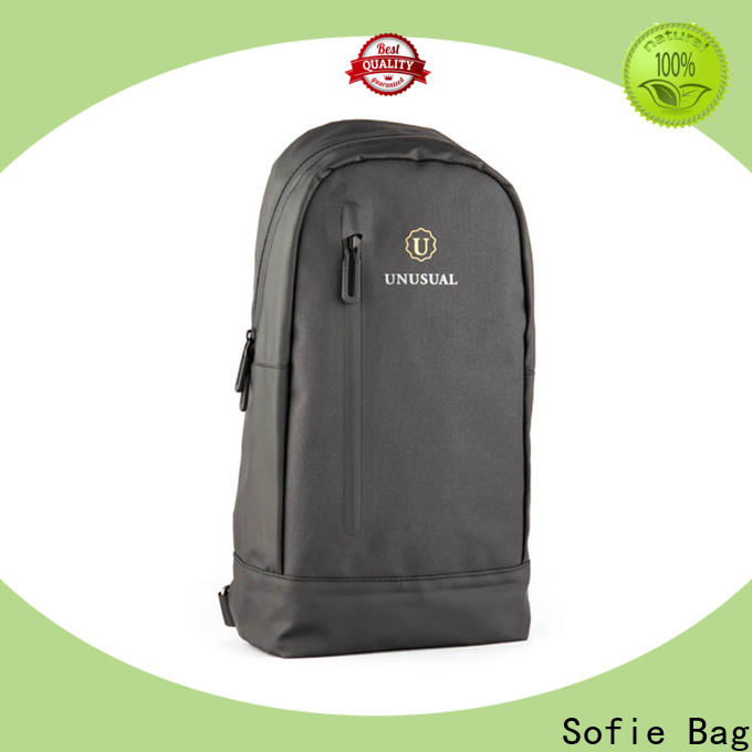 Sofie waterproof military chest bag supplier for women