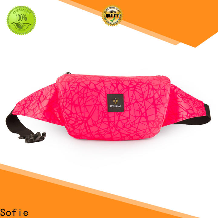 Sofie light weight waist pouch factory price for decoration