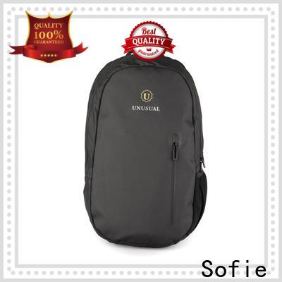 nylon shoulder straps laptop business bag manufacturer for men