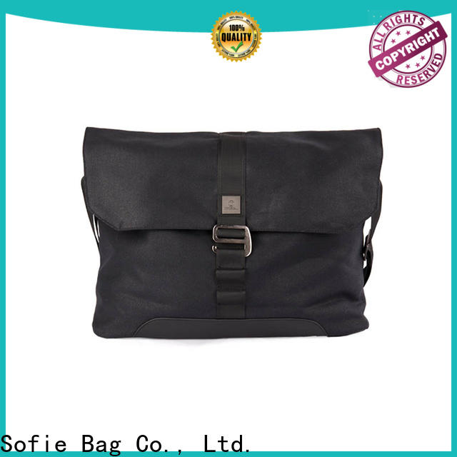 classic style laptop messenger bags factory direct supply for men
