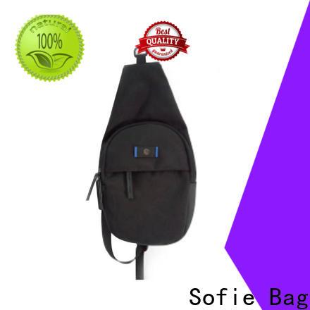 Sofie chest bag customized for men