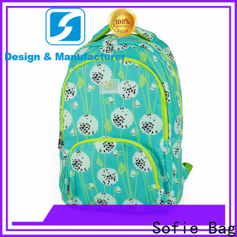 Sofie light weight school bags for girls supplier for students