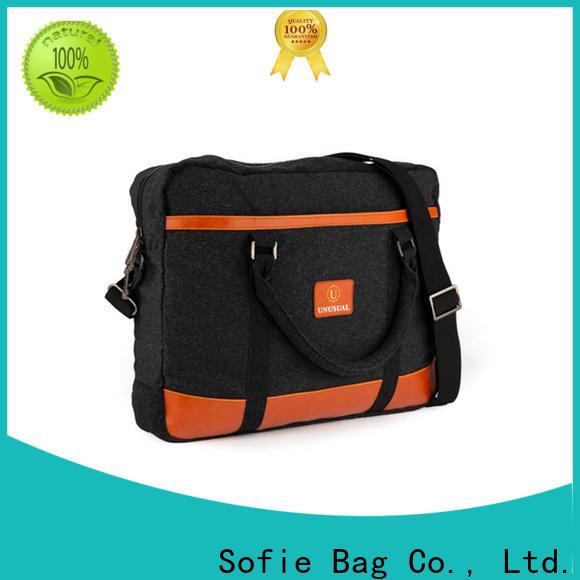 Sofie shoulder laptop bag series for men