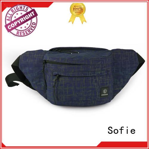 Sofie convenient waist bag wholesale for decoration