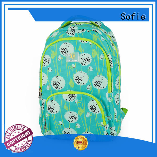 Sofie school bags for kids supplier for children